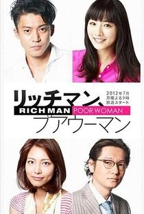 Rich Man, Poor Woman - Poster / Capa / Cartaz - Oficial 3