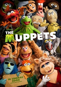 Os Muppets - Poster / Capa / Cartaz - Oficial 1