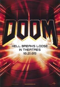 Doom - A Porta do Inferno - Poster / Capa / Cartaz - Oficial 6
