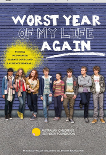O Pior Ano da Minha Vida, Outra Vez! (1ª Temporada) - Poster / Capa / Cartaz - Oficial 2