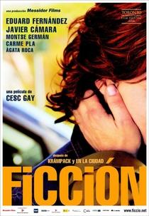 Ficció - Poster / Capa / Cartaz - Oficial 1