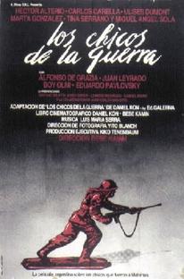 Los Chicos de la Guerra - Poster / Capa / Cartaz - Oficial 1