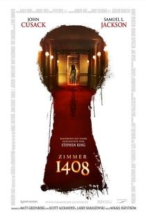 1408 - Poster / Capa / Cartaz - Oficial 6