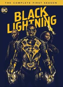 Raio Negro (1ª Temporada) - Poster / Capa / Cartaz - Oficial 1