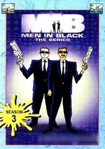 MIB - Homens de Preto (3ª Temporada) - Poster / Capa / Cartaz - Oficial 1