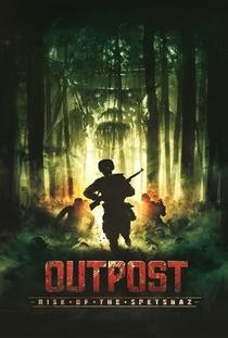 Outpost 3: Ascensão dos Spetsnaz - Poster / Capa / Cartaz - Oficial 5