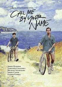 Me Chame Pelo Seu Nome - Poster / Capa / Cartaz - Oficial 5