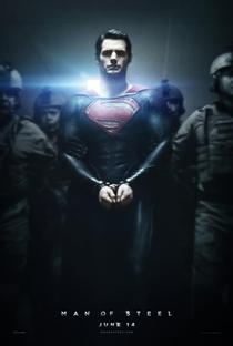 O Homem de Aço - Poster / Capa / Cartaz - Oficial 3