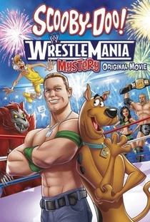 Scooby-Doo e o Mistério na Lutamania - Poster / Capa / Cartaz - Oficial 1