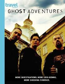 Ghost Adventures - Poster / Capa / Cartaz - Oficial 1
