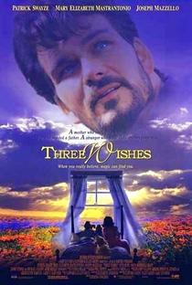 Os Três Desejos - Poster / Capa / Cartaz - Oficial 3