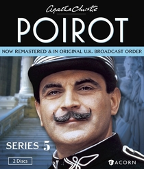 Poirot (5ª Temporada) - Poster / Capa / Cartaz - Oficial 3