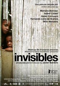 Invisíveis - Poster / Capa / Cartaz - Oficial 1