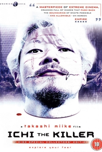 Ichi: O Assassino - Poster / Capa / Cartaz - Oficial 19