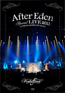 Kalafina: After Eden - Poster / Capa / Cartaz - Oficial 1