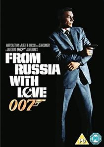 Moscou Contra 007 - Poster / Capa / Cartaz - Oficial 7