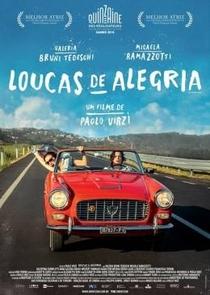 Loucas de Alegria - Poster / Capa / Cartaz - Oficial 2