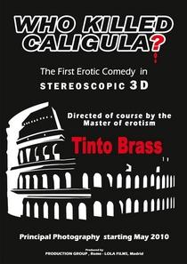 Who Killed Caligula? - Poster / Capa / Cartaz - Oficial 1