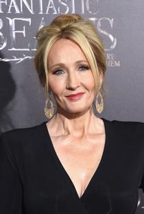 J. K. Rowling - Poster / Capa / Cartaz - Oficial 1