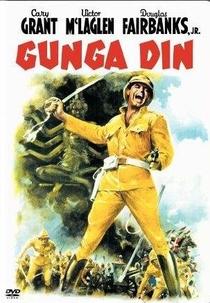Gunga Din - Poster / Capa / Cartaz - Oficial 1