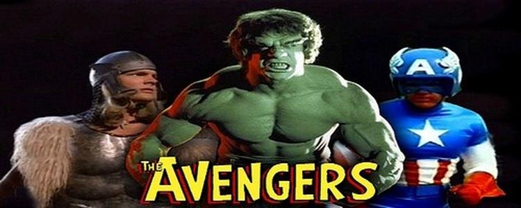 E se os Avengers fossem interpretados por astros dos anos 70 - Desatino Expresso