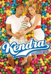 Kendra (3ª Temporada) - Poster / Capa / Cartaz - Oficial 1