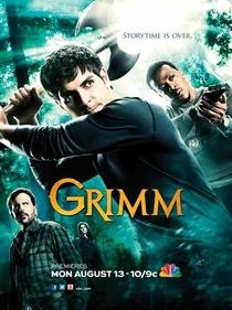 Grimm (2ª Temporada) - Poster / Capa / Cartaz - Oficial 1