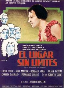 O Lugar Sem Limites - Poster / Capa / Cartaz - Oficial 1