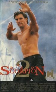 Red Scorpion 2 - Poster / Capa / Cartaz - Oficial 2