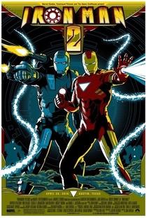 Homem de Ferro 2 - Poster / Capa / Cartaz - Oficial 9