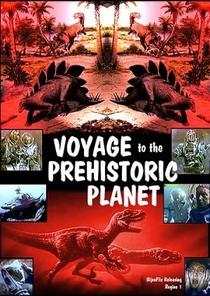 O Planeta Pré-Histórico - Poster / Capa / Cartaz - Oficial 1