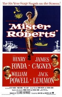Mister Roberts - Poster / Capa / Cartaz - Oficial 1