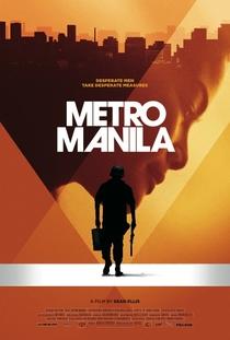 Metro Manila - Poster / Capa / Cartaz - Oficial 1