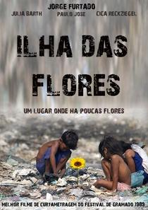Ilha das Flores - Poster / Capa / Cartaz - Oficial 3