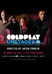 Coldplay - Unstaged - Poster / Capa / Cartaz - Oficial 1