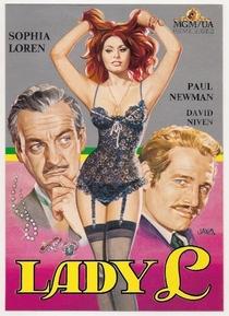 Lady L - Poster / Capa / Cartaz - Oficial 3