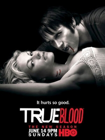 True Blood (2ª Temporada) - Poster / Capa / Cartaz - Oficial 3