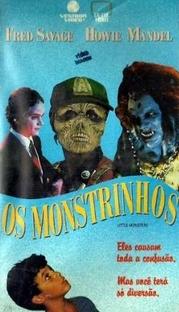 Os Monstrinhos - Poster / Capa / Cartaz - Oficial 4