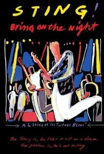 Bring on the Night - Poster / Capa / Cartaz - Oficial 1