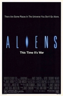 Aliens - O Resgate - Poster / Capa / Cartaz - Oficial 3