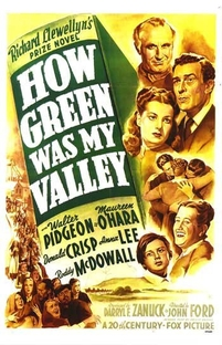 Como Era Verde Meu Vale - Poster / Capa / Cartaz - Oficial 1