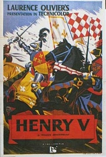 Henrique V - Poster / Capa / Cartaz - Oficial 1