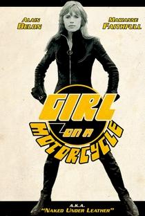 A Garota da Motocicleta - Poster / Capa / Cartaz - Oficial 7