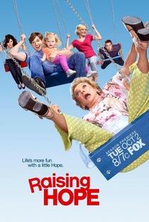 Raising Hope (3ª temporada) - Poster / Capa / Cartaz - Oficial 1