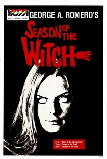 Temporada das Bruxas - Poster / Capa / Cartaz - Oficial 1