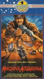 Máquina Assassina - Poster / Capa / Cartaz - Oficial 1
