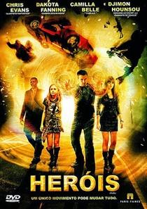 Heróis - Poster / Capa / Cartaz - Oficial 7