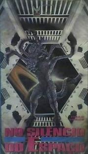 No Silêncio do Espaço - Poster / Capa / Cartaz - Oficial 2