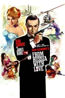 Moscou Contra 007 - Poster / Capa / Cartaz - Oficial 4