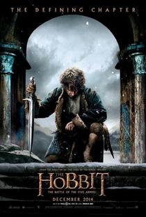 O Hobbit: A Batalha dos Cinco Exércitos - Poster / Capa / Cartaz - Oficial 3